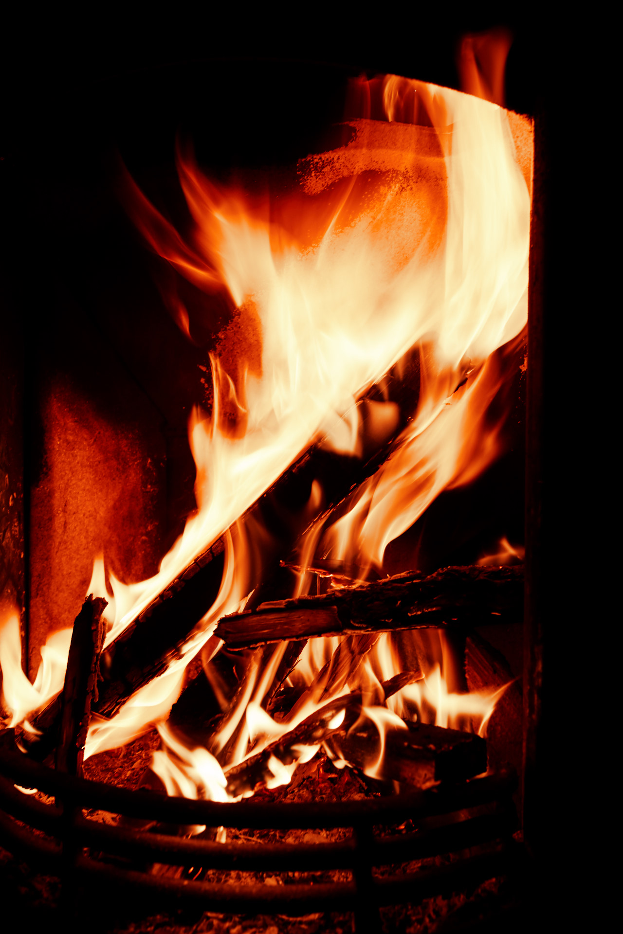 Cosy campfires